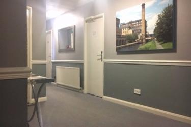 Hotel Swallow Huddersfield: Hotel interior HUDDERSFIELD