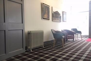Hotel Swallow Huddersfield: Pasillo HUDDERSFIELD