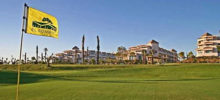 Hotel Marismas Club Resort: Exterieur HUELVA-CARTAYA