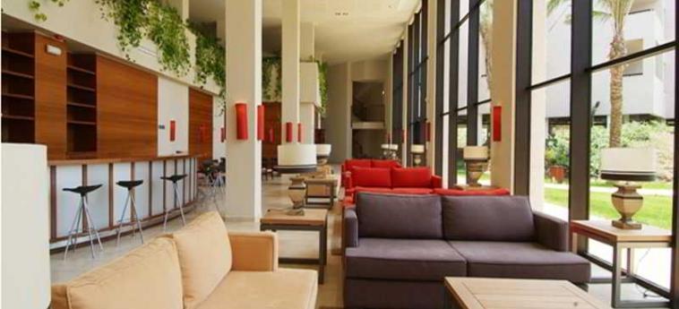Hotel Marismas Club Resort: Lobby HUELVA-CARTAYA