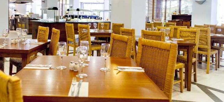 Hotel Marismas Club Resort: Restaurant HUELVA-CARTAYA