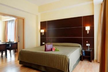 Eurostars Hotel Tartessos: Schlafzimmer HUELVA