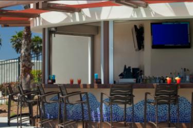 Hotel Hyatt Regency Huntington Beach Resort And Spa: Bar Exterieur HUNTINGTON BEACH (CA)
