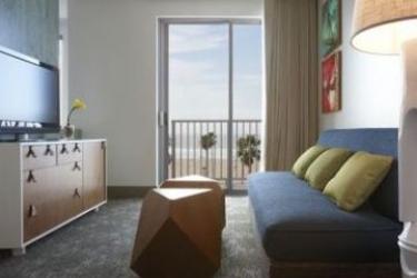 Hotel Kimpton Shorebreak: Camera Suite HUNTINGTON BEACH (CA)