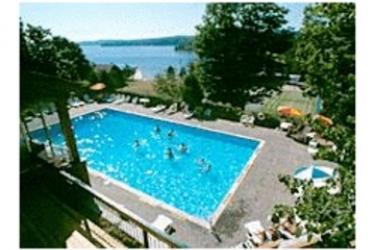 Hidden Valley Resort, An Ascend Hotel Collection Member: Piscina Exterior HUNTSVILLE - CANADA