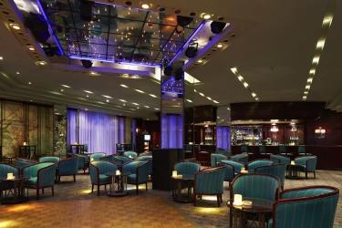 Hotel Marriott Beach Resort: Bar de l'hôtel HURGHADA