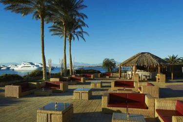 Hotel Marriott Beach Resort: Bar HURGHADA