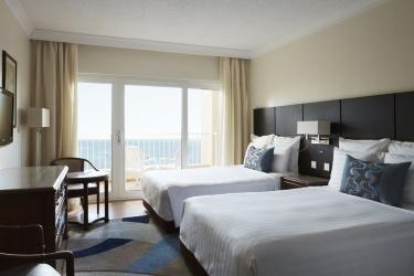 Hotel Marriott Beach Resort: Chanbre HURGHADA