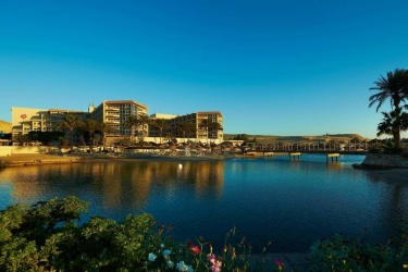 Hotel Marriott Beach Resort: Extérieur HURGHADA