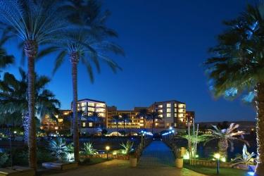 Hotel Marriott Beach Resort: Photo descriptive HURGHADA