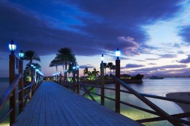 Hotel Marriott Beach Resort: Plage HURGHADA