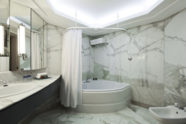 Hotel Marriott Beach Resort: Salle de Bains HURGHADA