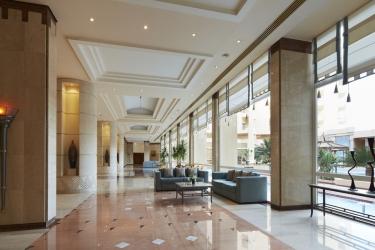 Hotel Marriott Beach Resort: Area salotto HURGHADA