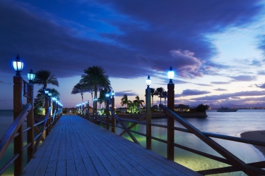 Hotel Marriott Beach Resort: Molo HURGHADA