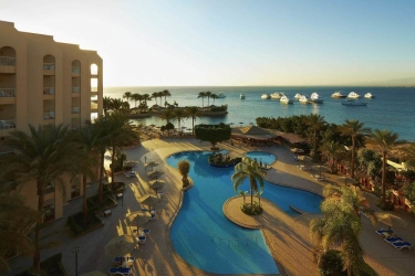 Hotel Marriott Beach Resort: Palestra attrezzata HURGHADA