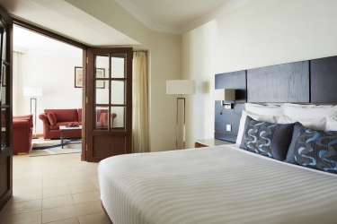 Hotel Marriott Beach Resort: Stanza degli ospiti HURGHADA