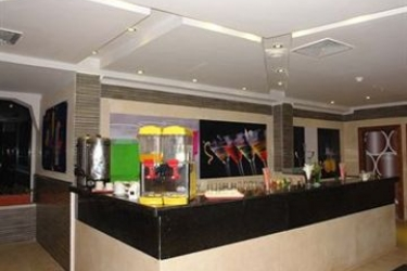 Club Hotel Aqua Fun Hurghada: Restaurant HURGHADA