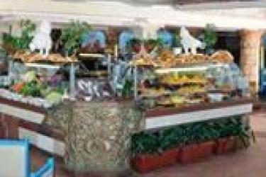 Hotel Lillyland Beach Club Resort: Cantina HURGHADA