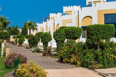 Hotel Lillyland Beach Club Resort: Esterno HURGHADA