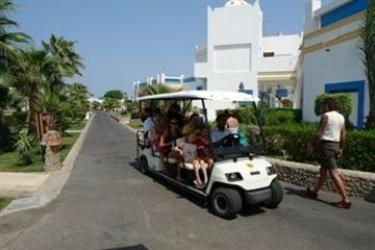 Hotel Lillyland Beach Club Resort: Roof Garden HURGHADA