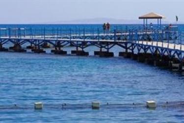 Hotel Lillyland Beach Club Resort: Veranda HURGHADA