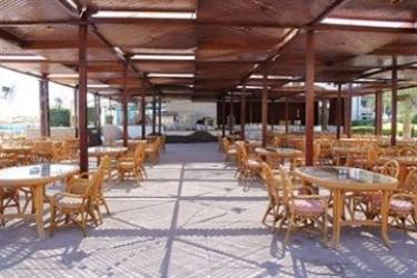 Hotel Premium Grand Horizon Resort: Terrasse HURGHADA