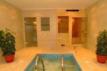 Hotel Swiss Wellness Spa And Resort: Campo da Basket HURGHADA