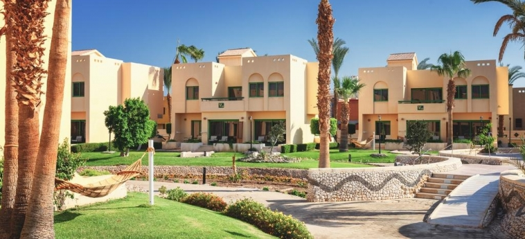 Hotel Swiss Inn Resort Hurghada: Exterieur HURGHADA