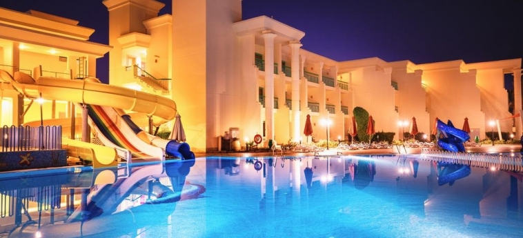 Hotel Swiss Inn Resort Hurghada: Piscine chauffée HURGHADA