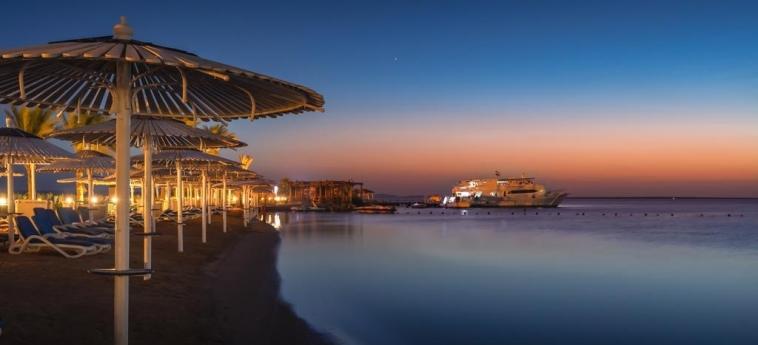 Hotel Swiss Inn Resort Hurghada: Plage HURGHADA