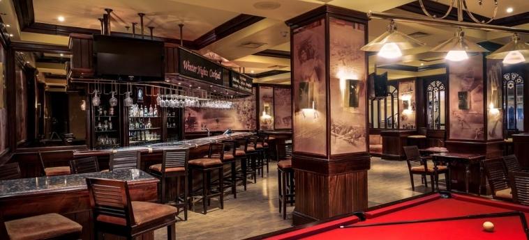 Hotel Swiss Inn Resort Hurghada: Bar HURGHADA