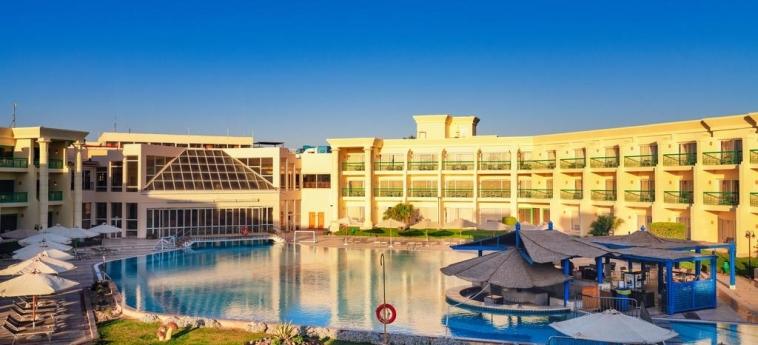 Hotel Swiss Inn Resort Hurghada: Exterior HURGHADA