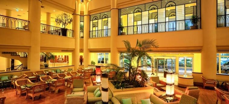 Hotel Swiss Inn Resort Hurghada: Interior HURGHADA