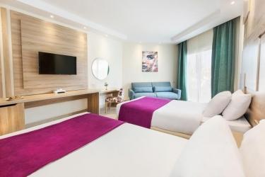 Hotel Dessole Pyramisa Sahl Hasheesh: Chambre HURGHADA