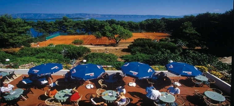 Adriatiq Hotel Hvar: Aerial View HVAR ISLAND - DALMATIEN