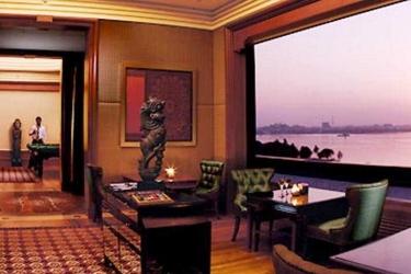 Hotel Marriott Hyderabad: Bar HYDERABAD