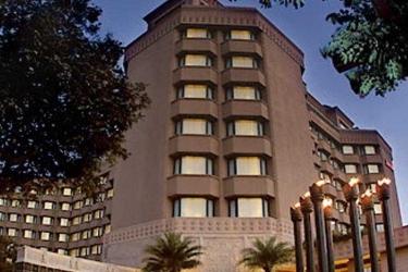 Hotel Marriott Hyderabad: Esterno HYDERABAD
