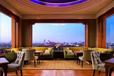Hotel Marriott Hyderabad: Lobby HYDERABAD