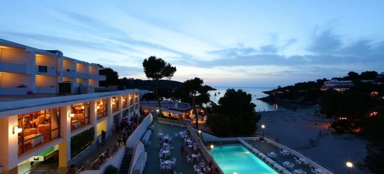 Hotel Sandos El Greco Beach: Exterior IBIZA - BALEARIC ISLANDS