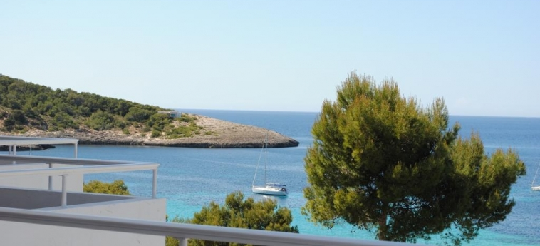Hotel Sandos El Greco Beach: Landscape IBIZA - BALEARIC ISLANDS