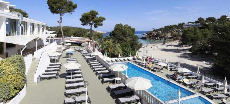 Hotel Sandos El Greco Beach: Solarium IBIZA - BALEARIC ISLANDS