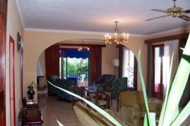 Hotel Vedra: Lobby IBIZA - BALEARISCHEN INSELN