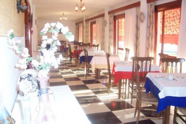 Hotel Vedra: Restaurant IBIZA - BALEARISCHEN INSELN