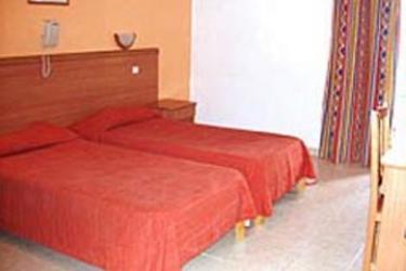 Hotel Vedra: Schlafzimmer IBIZA - BALEARISCHEN INSELN
