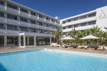Hotel Anfora Playa: Außen IBIZA - BALEARISCHEN INSELN