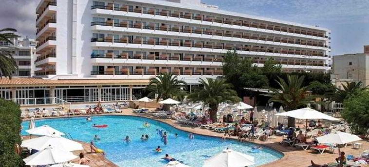 Hotel Caribe: Außen IBIZA - BALEARISCHEN INSELN