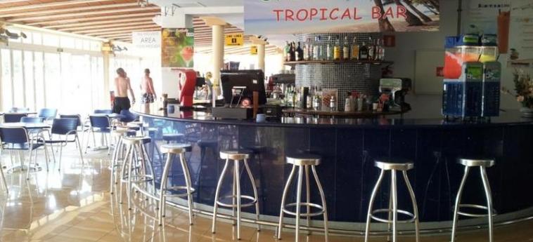 Hotel Caribe: Bar IBIZA - BALEARISCHEN INSELN