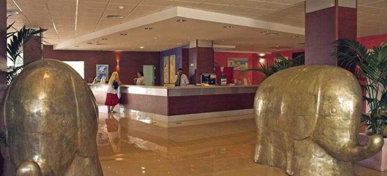 Hotel Caribe: Lobby IBIZA - BALEARISCHEN INSELN