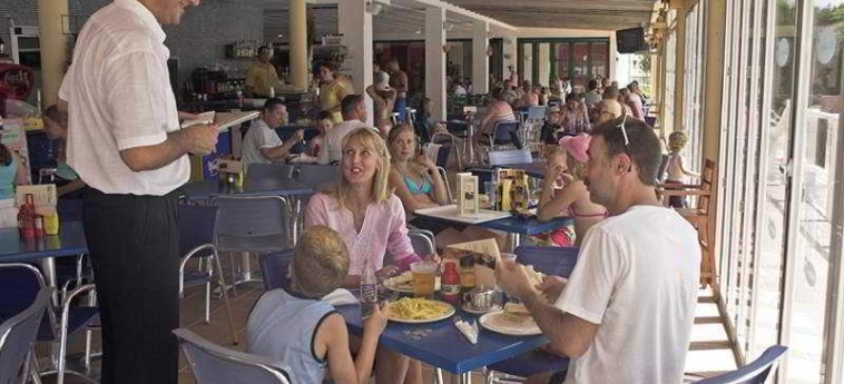 Hotel Caribe: Restaurant IBIZA - BALEARISCHEN INSELN