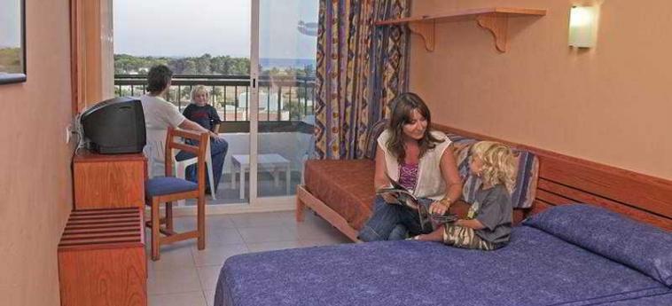 Hotel Caribe: Schlafzimmer IBIZA - BALEARISCHEN INSELN
